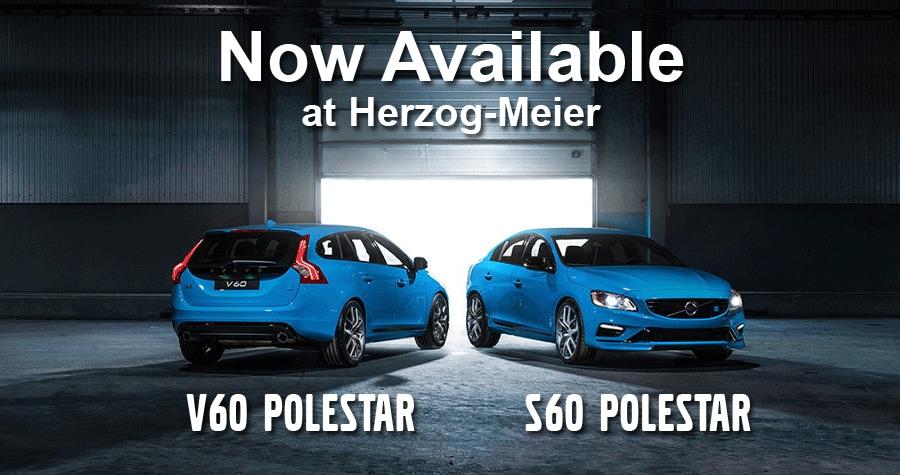 Herzog Meier Volvo >> 2016 V60 and S60 Polestar at Herzog-Meier Volvo | Serving ...
