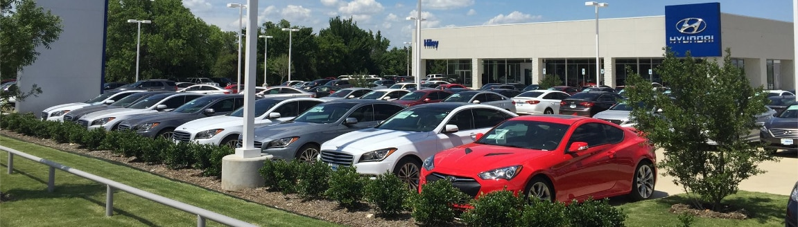 Hiley Hyundai of Burleson, TX