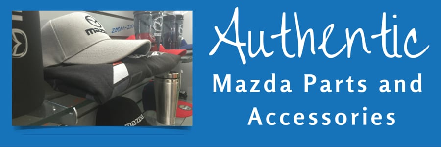 Authentic Mazda Parts and Accessories