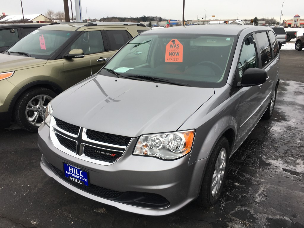 used 2015 dodge grand caravan for sale portage wi vin. Black Bedroom Furniture Sets. Home Design Ideas