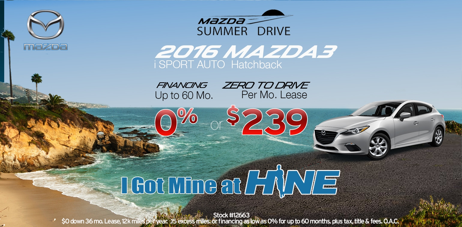 John Hine Mazda Temecula Vehicles For Sale In Temecula