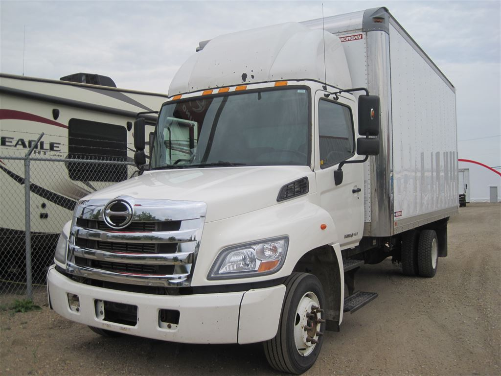 Used 2011 HINO 198 For Sale | Saskatoon SK