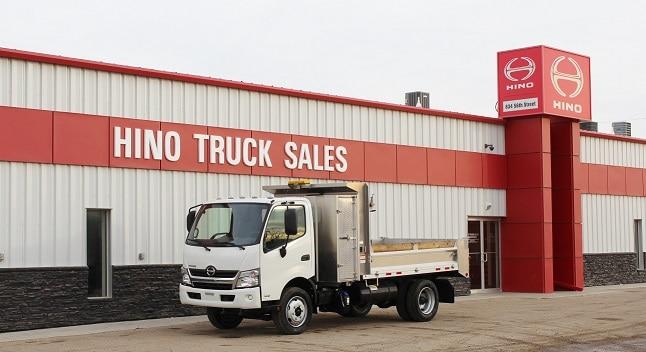 Hino Truck Sales (Saskatoon)   Used Hino dealership in ...