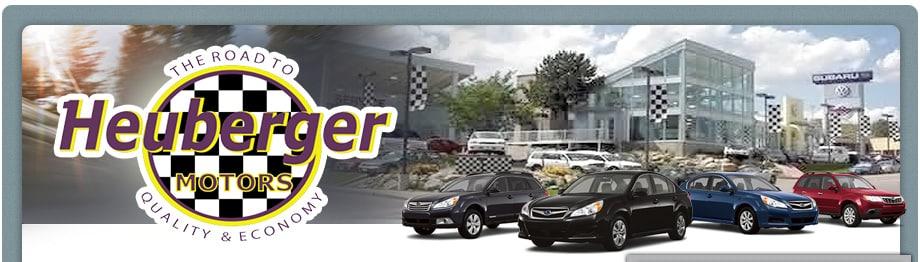 Heuberger Volkswagen Subaru - cardealercheck.com