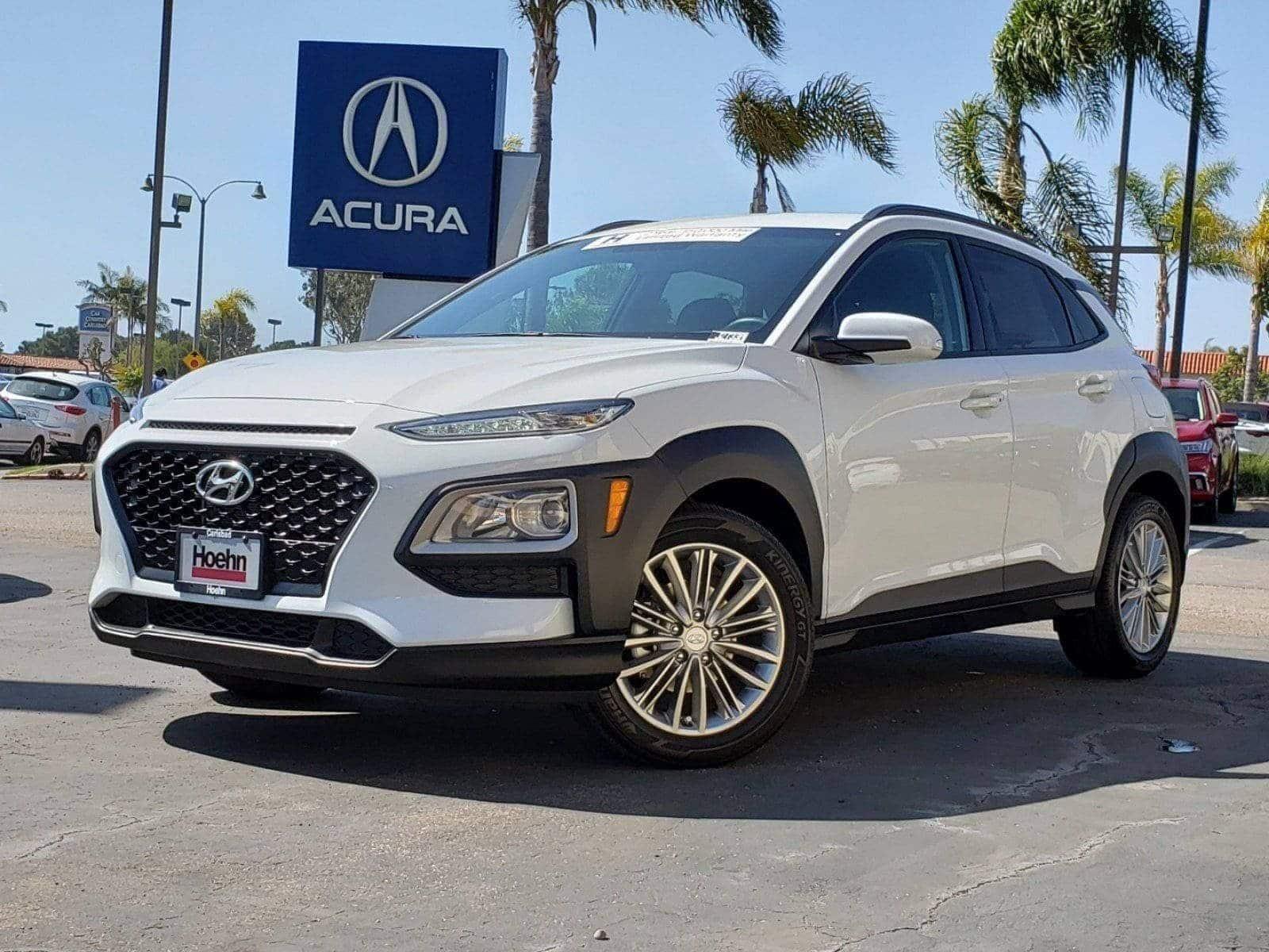 Pre-Owned 2018 Hyundai Kona SEL