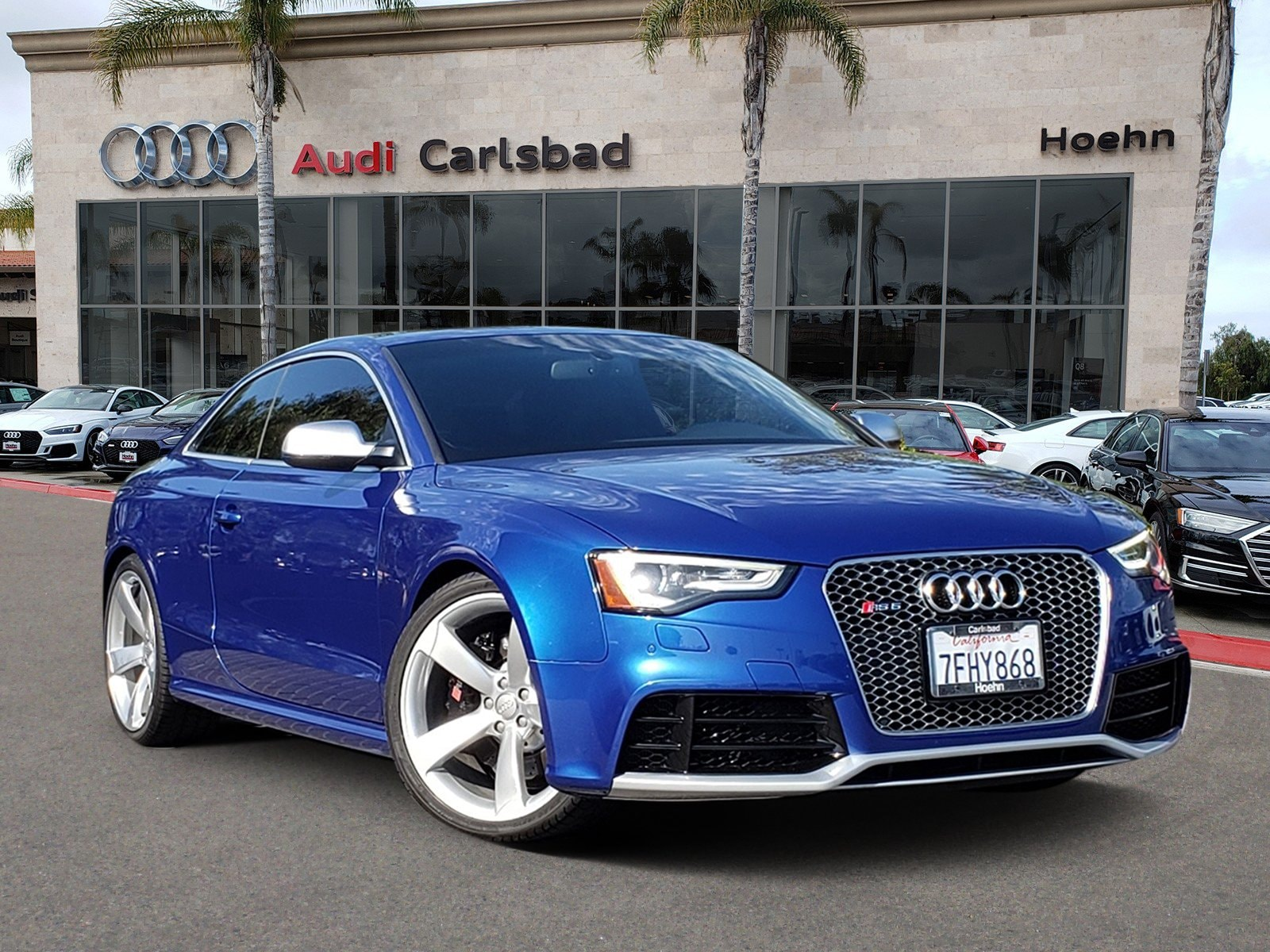Pre-Owned 2014 Audi RS 5 4.2 CP 4.2 (S tronic)