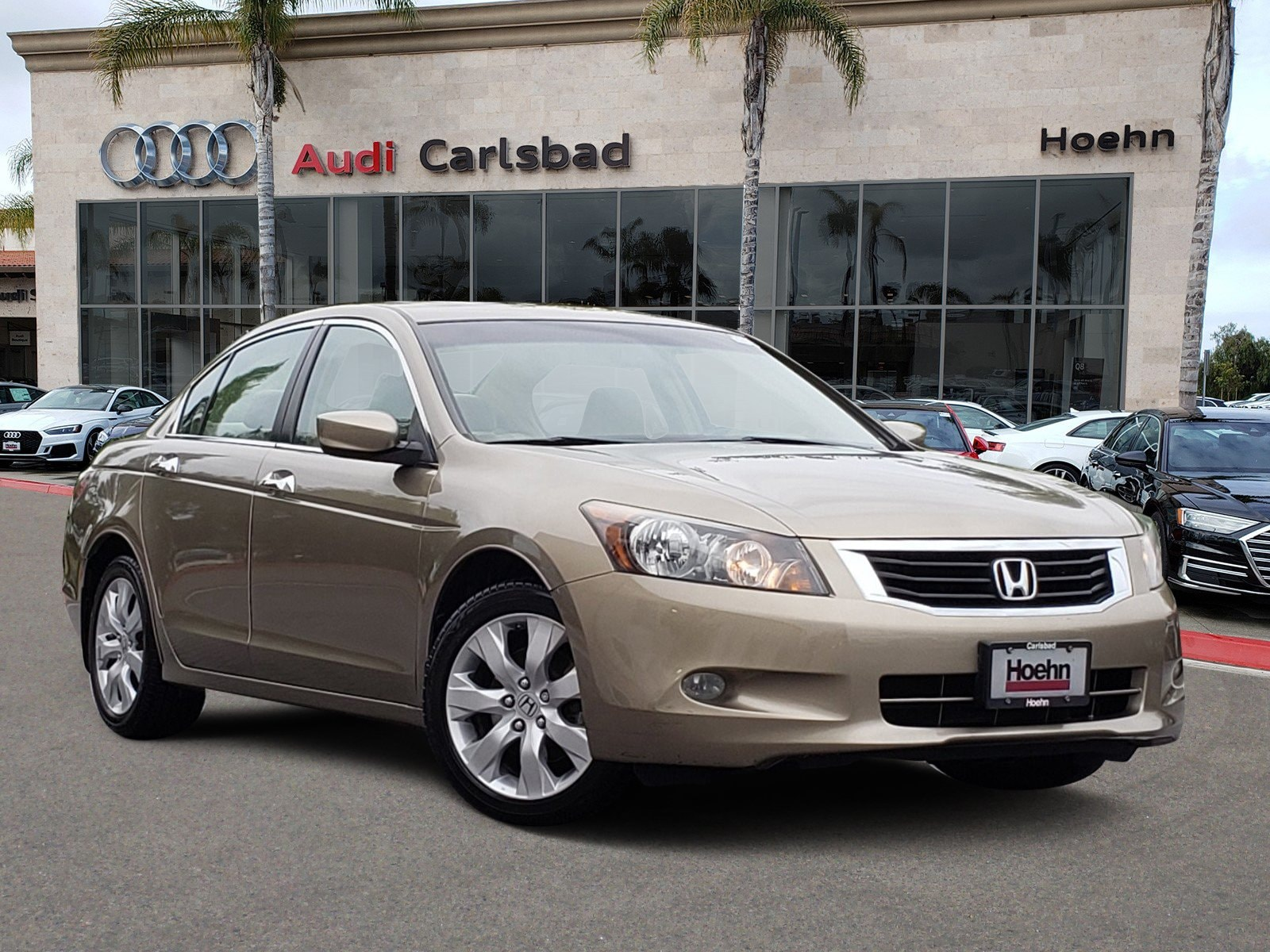 Pre-Owned 2008 Honda Accord EX 3.5 EX-L