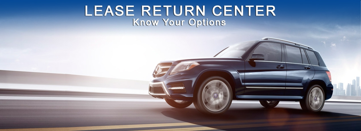 Return your mercedes benz car hoehn motors carlsbad for Mercedes benz lease return