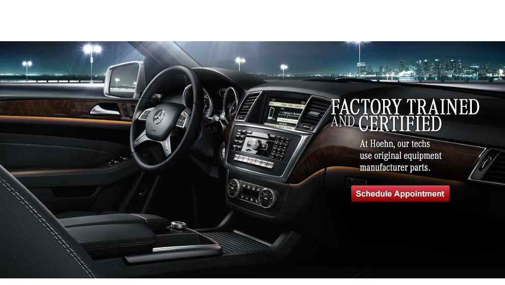 Hoehn Motors New Pre Owned Mercedes Dealer In Autos Post