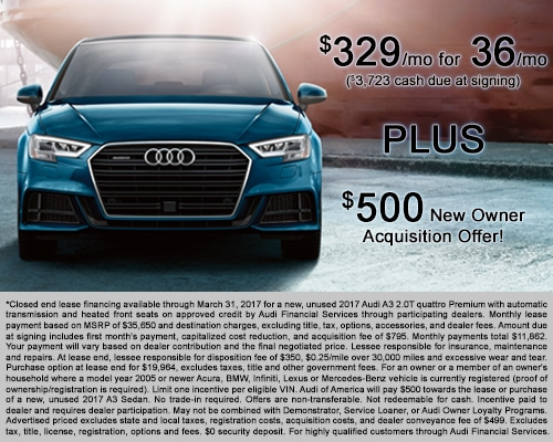 New A Lease Deals I Sports Coupon - Audi a3 quattro lease