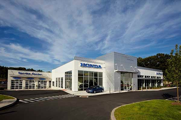 Hoffman Honda Car Dealer