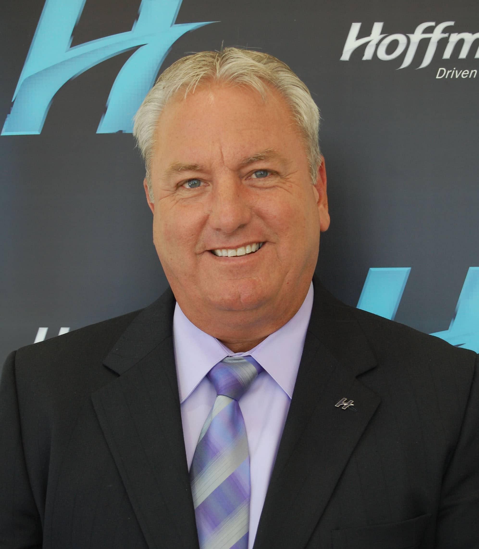 Dwight Dery, Hoffman Honda Service Manager