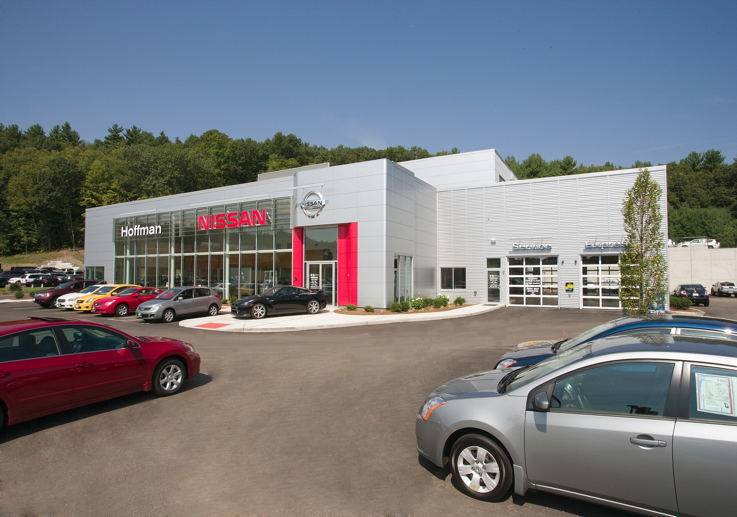About hoffman nissan near hartford west simsbury new for Motor house auto sales
