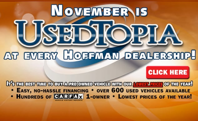 Hoffman Avon Used Cars