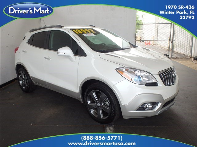 Used 2014 Buick Encore Convenience SUV Winter Park