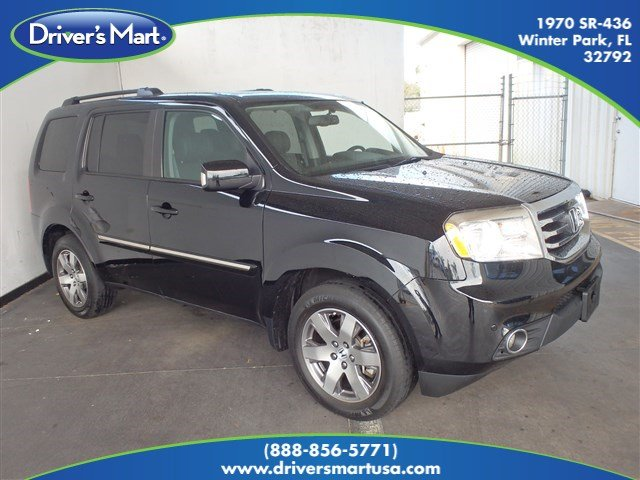Used 2015 Honda Pilot Touring FWD SUV Winter Park