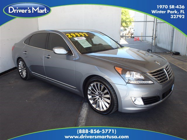 Used 2014 Hyundai Equus Signature Sedan Winter Park