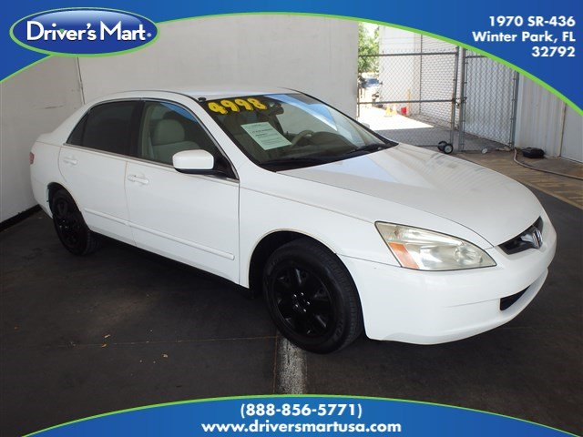 Used 2005 Honda Accord 2.4 LX Sedan Winter Park