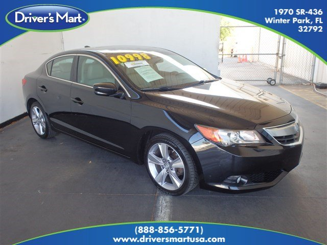 Used 2013 Acura ILX 5-Speed Automatic with Premium Package Sedan Winter Park