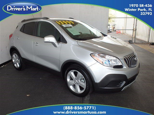 Used 2016 Buick Encore SUV Winter Park