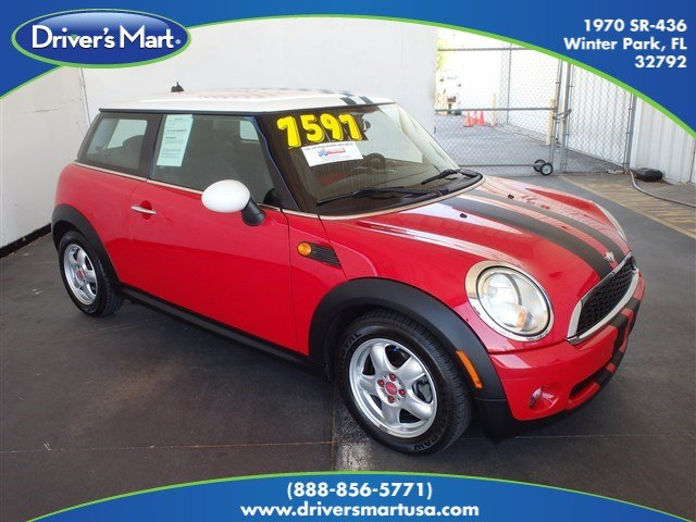 Used 2010 MINI Cooper Base Hatchback Winter Park