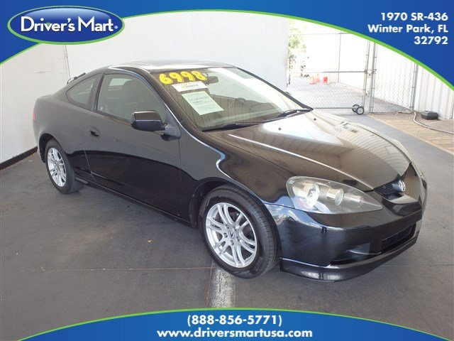 Used 2006 Acura RSX Base Coupe Winter Park