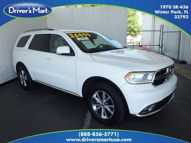 Used 2016 Dodge Durango Limited SUV Winter Park