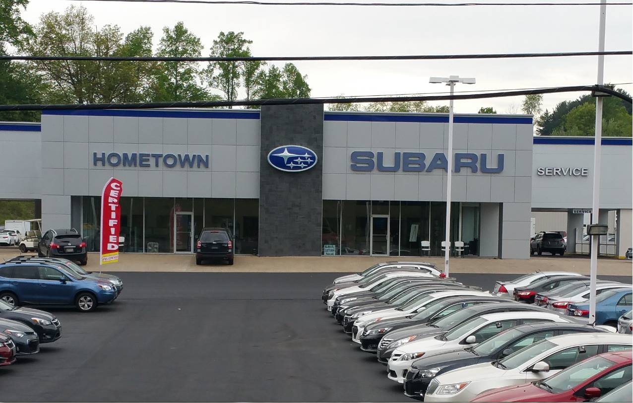 Hometown Subaru