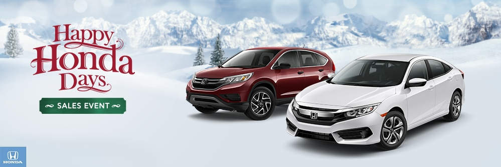 Happy Honda Days Lease Offers Cincinnati