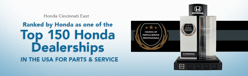 Best Honda Service Center Cincinnati