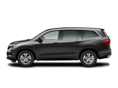Honda Pilot vs Subaru Outback Toyota Highlander  Jeep Grand