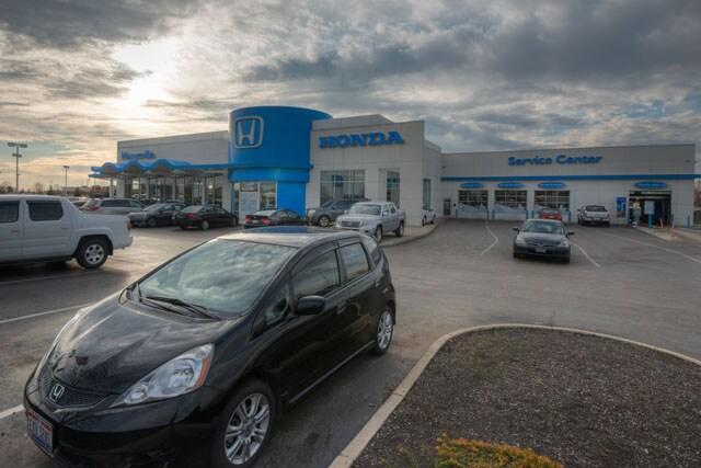 Our dealership honda marysville near westerville oh for Honda marysville oh