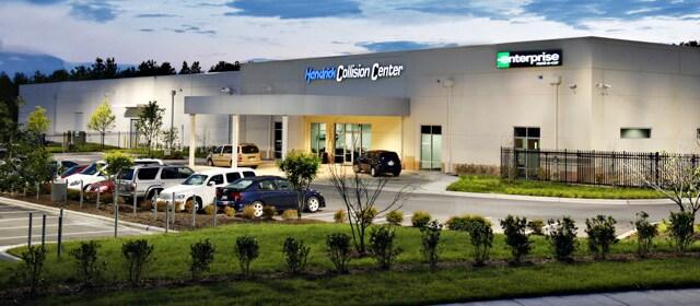 Concord Auto Body Shop | Collision Repair Center near Charlotte