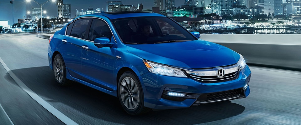 2017 Honda Accord Hybrid New Orleans LA
