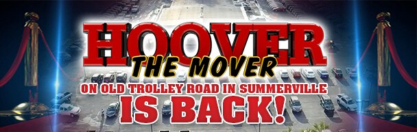 Honda Dealership Charleston Sc >> Hoover The Mover Car and Truck Center: Used Car Dealer Summerville, SC | Charleston