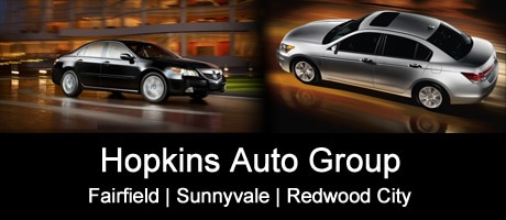 Hopkins auto group new acura honda dealership in for Honda dealership fairfield ca