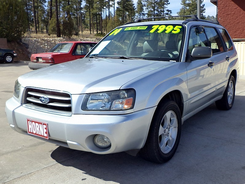 used 2004 subaru forester for sale az. Black Bedroom Furniture Sets. Home Design Ideas