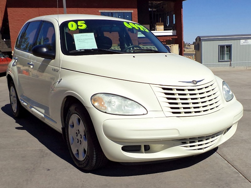 used 2005 chrysler pt cruiser for sale az. Black Bedroom Furniture Sets. Home Design Ideas
