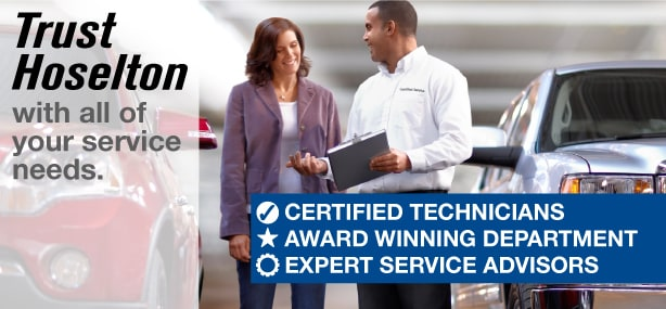 Service Centers at Hoselton Auto Mall servicing East Rochester, Fairport, Penfield, Pittsford ...
