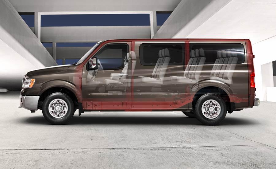 nissan cargo passenger van nissan nv passenger van. Black Bedroom Furniture Sets. Home Design Ideas