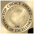 Top Choice Award