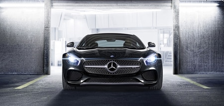 Learn About the 2017 Mercedes-Benz AMG® GT