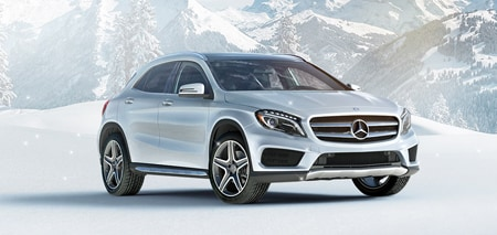 Learn About the 2017 Mercedes-Benz GLA