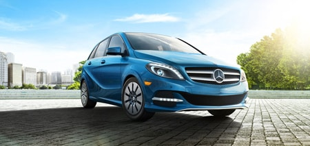 Learn About the 2017 Mercedes-Benz B-Class