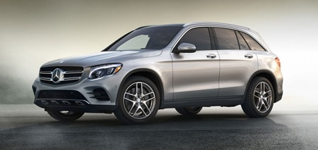 Learn About the 2017 Mercedes-Benz GLC