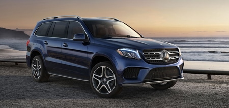 Learn About the 2017 Mercedes-Benz GLS