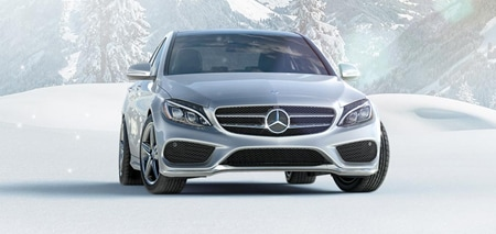 Learn About the 2017 Mercedes-Benz C-Class