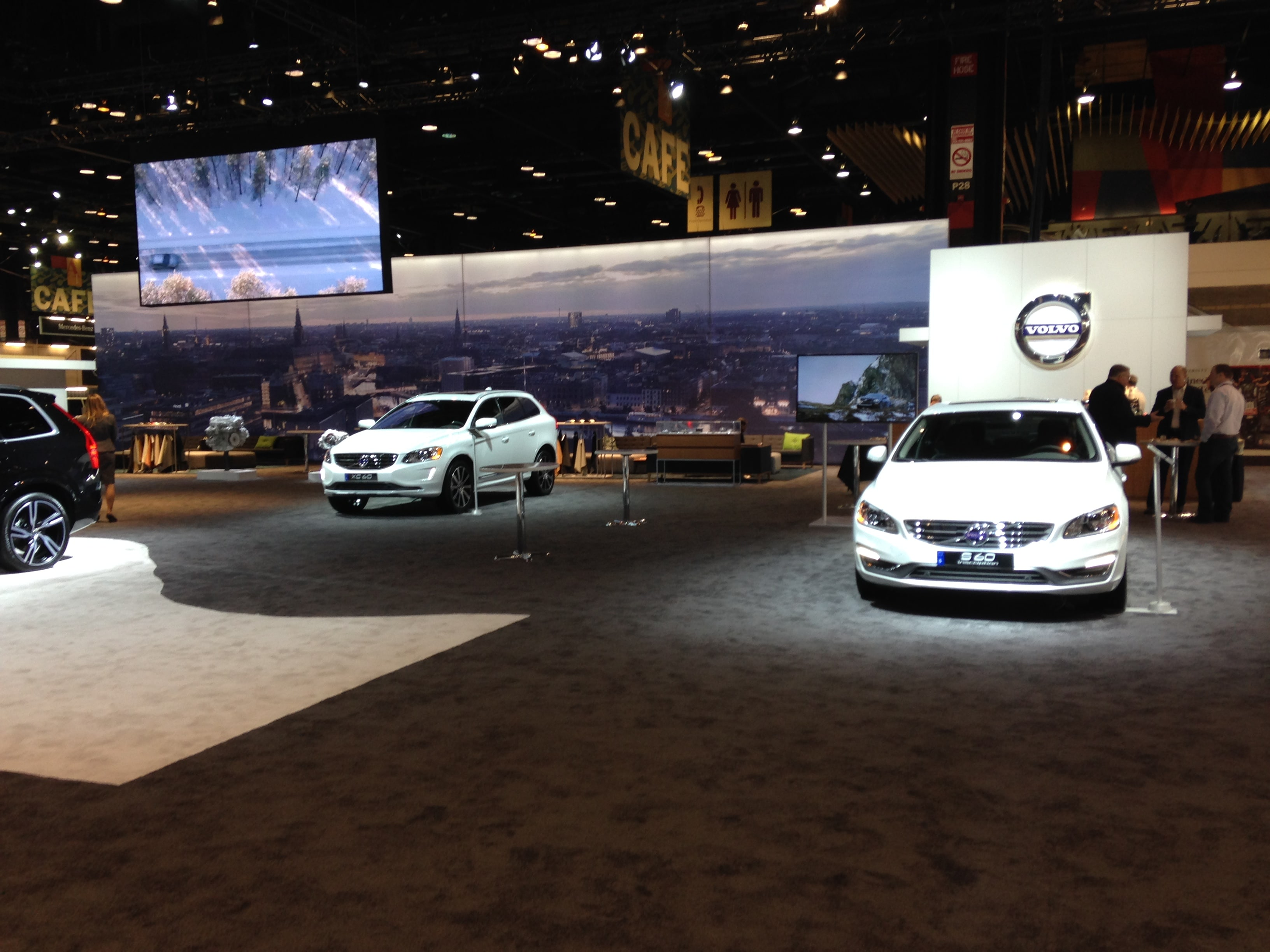 Volvo Vehicles at the Chicago Auto Show | Orloff
