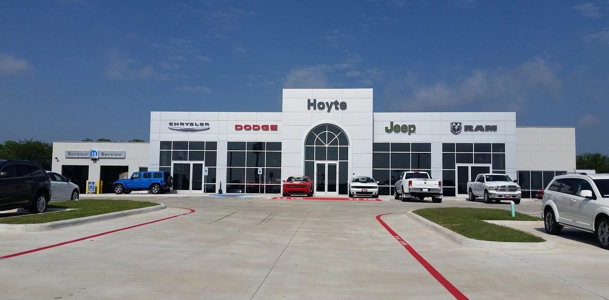 Hoyte Dodge Durant Ok >> Hoyte Chrysler Durant New & used cars for sale in Durant, OK