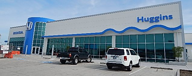 Honda Dealer Serving Paris TX